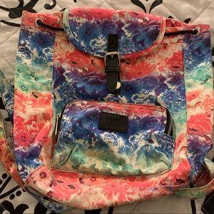 PINK Victoria's Secret Bags - VS mini floral backpack
